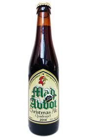 Mad Abbot Christmas Ale Quadrupel 2014