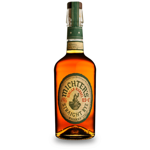 Michter's Small Batch Straight Rye Whiskey