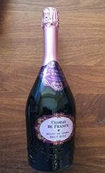 Charles De France Blanc de Noirs Brut Rosé